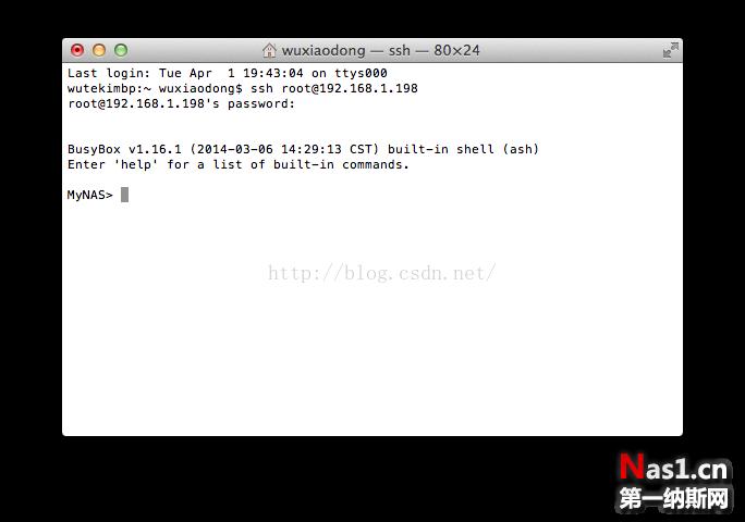 群晖系统挂载NTFS硬盘 NAS 第10张
