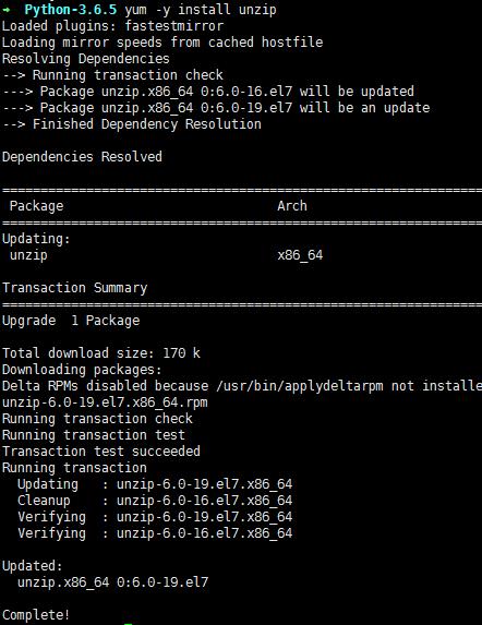 centos下安装python3并与自带的python2共存