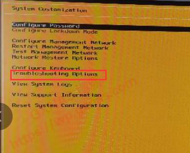 VMware vSphere(ESXI)6.7 网页登录提示密码错误(实际上密码无误)的解决方法